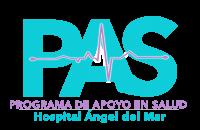 Logotipo PAS Programa de Apoyo En Salud