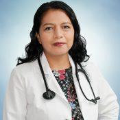 Dra. Moema Jerónimo - Médico Internista Puerto Escondido